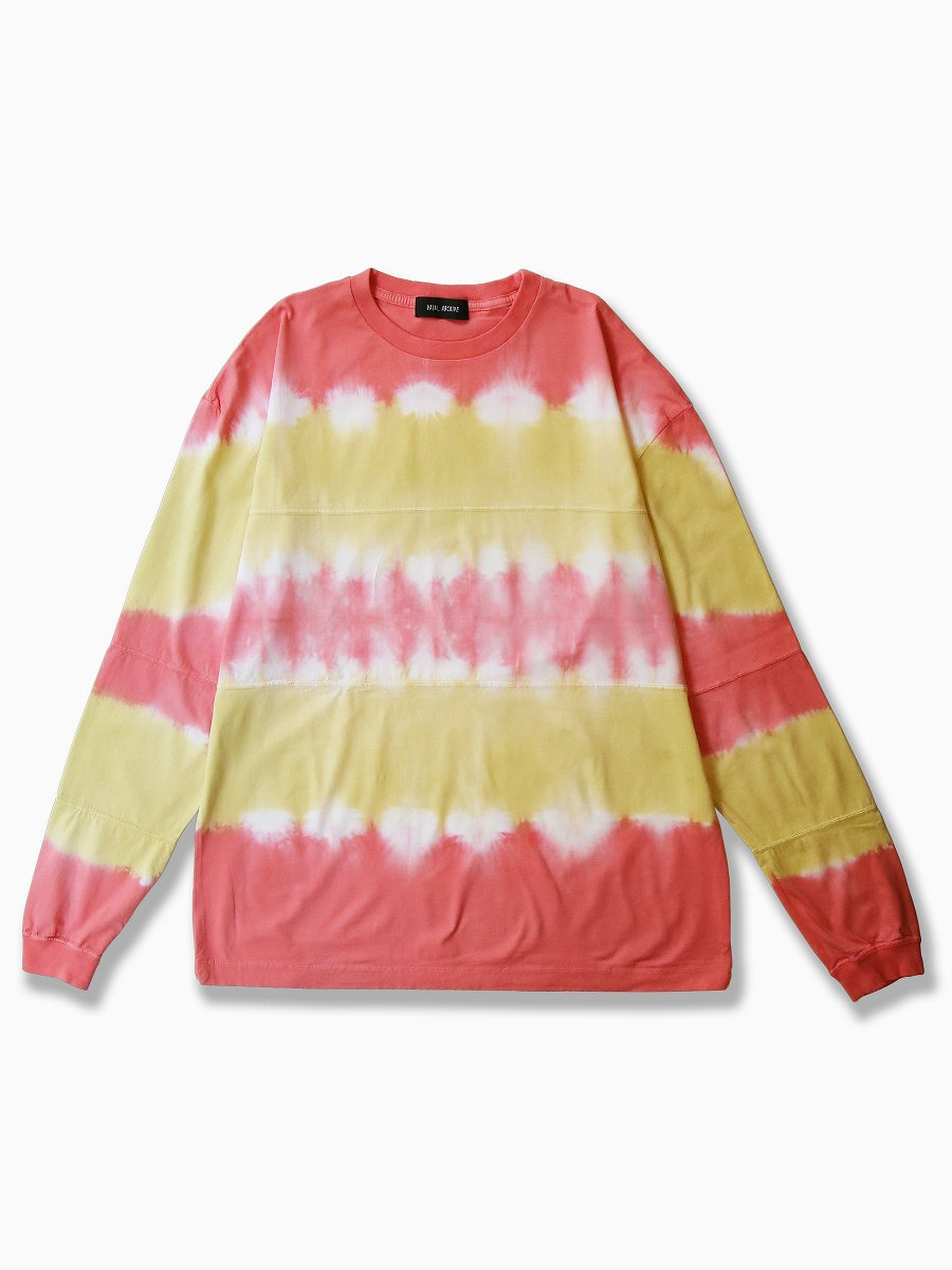 BRAND : VAINL ARCHIVE<br>MODEL : CONEY-L<br>COLOR : RED×YELLOW