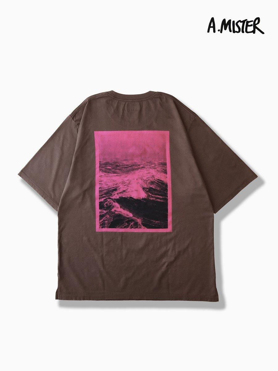BRAND : VAINL ARCHIVE<br>MODEL : OCEAN<br>COLOR : BROWN