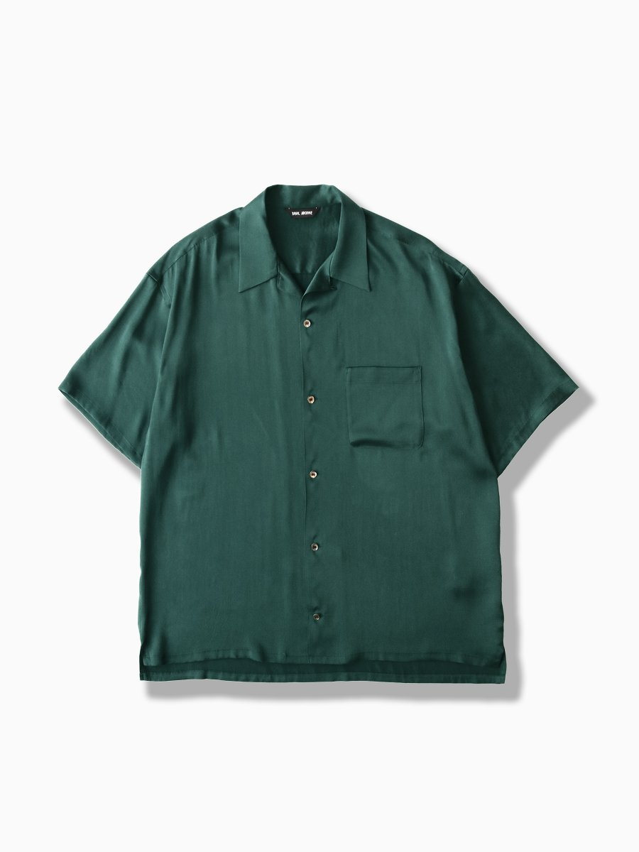 BRAND : VAINL ARCHIVE<br>MODEL : CW-SH<br>COLOR : GREEN
