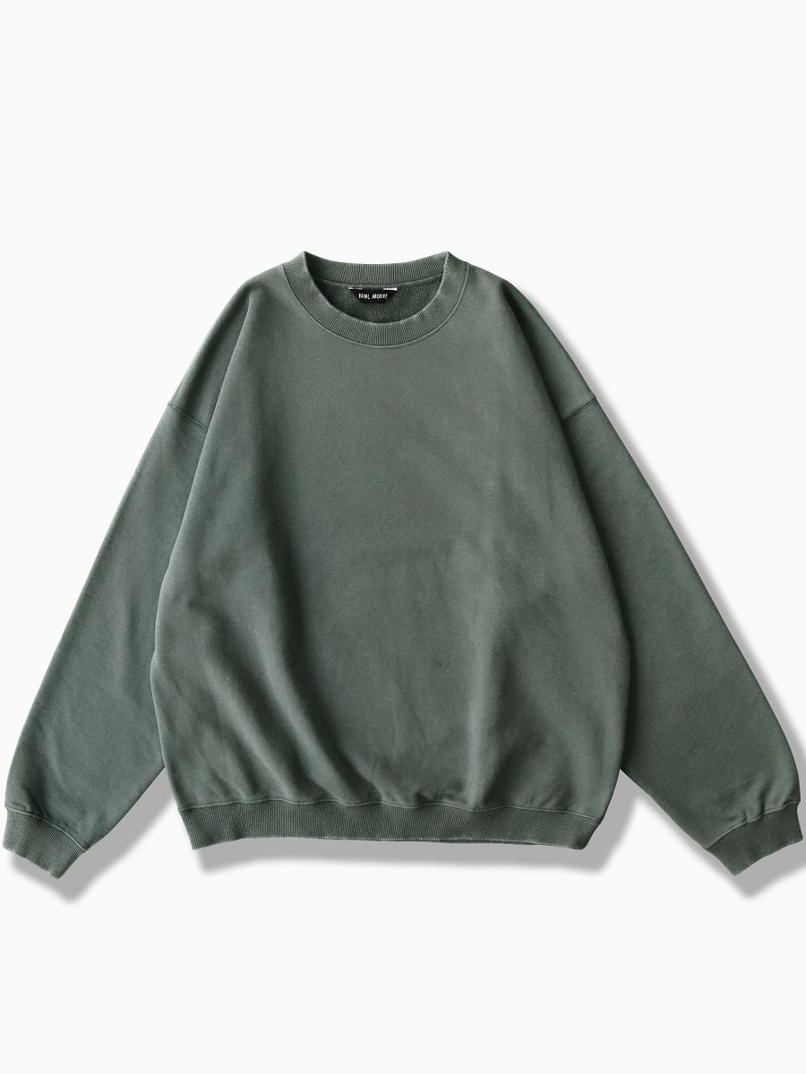 BRAND : VAINL ARCHIVE<br>MODEL : PASSED-C<br>COLOR : GREEN
