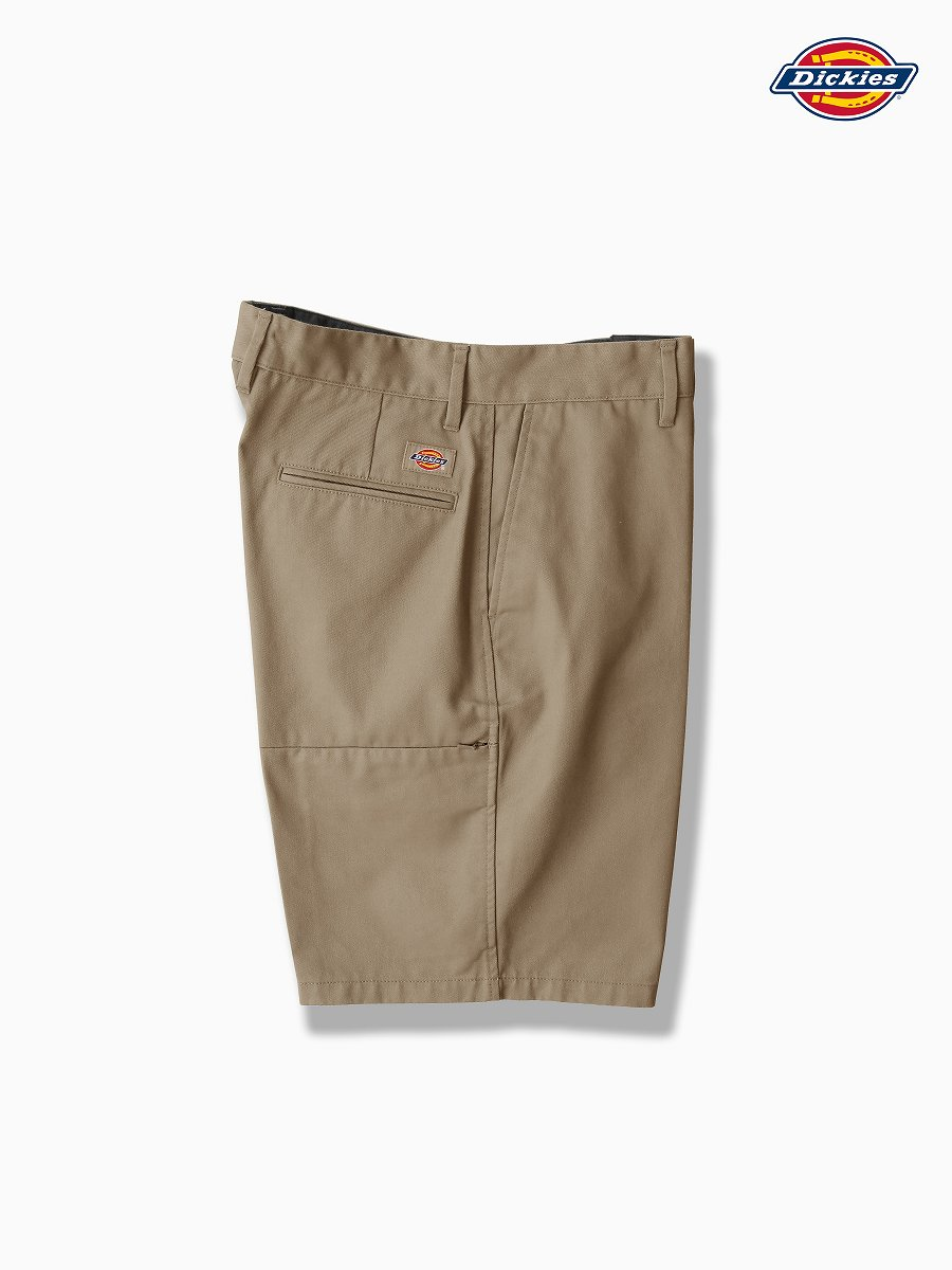 BRAND : VAINL ARCHIVE<br>CONNECTED : DICKIES<br>MODEL : LIVE-SHORTS<br>COLOR : BEIGE