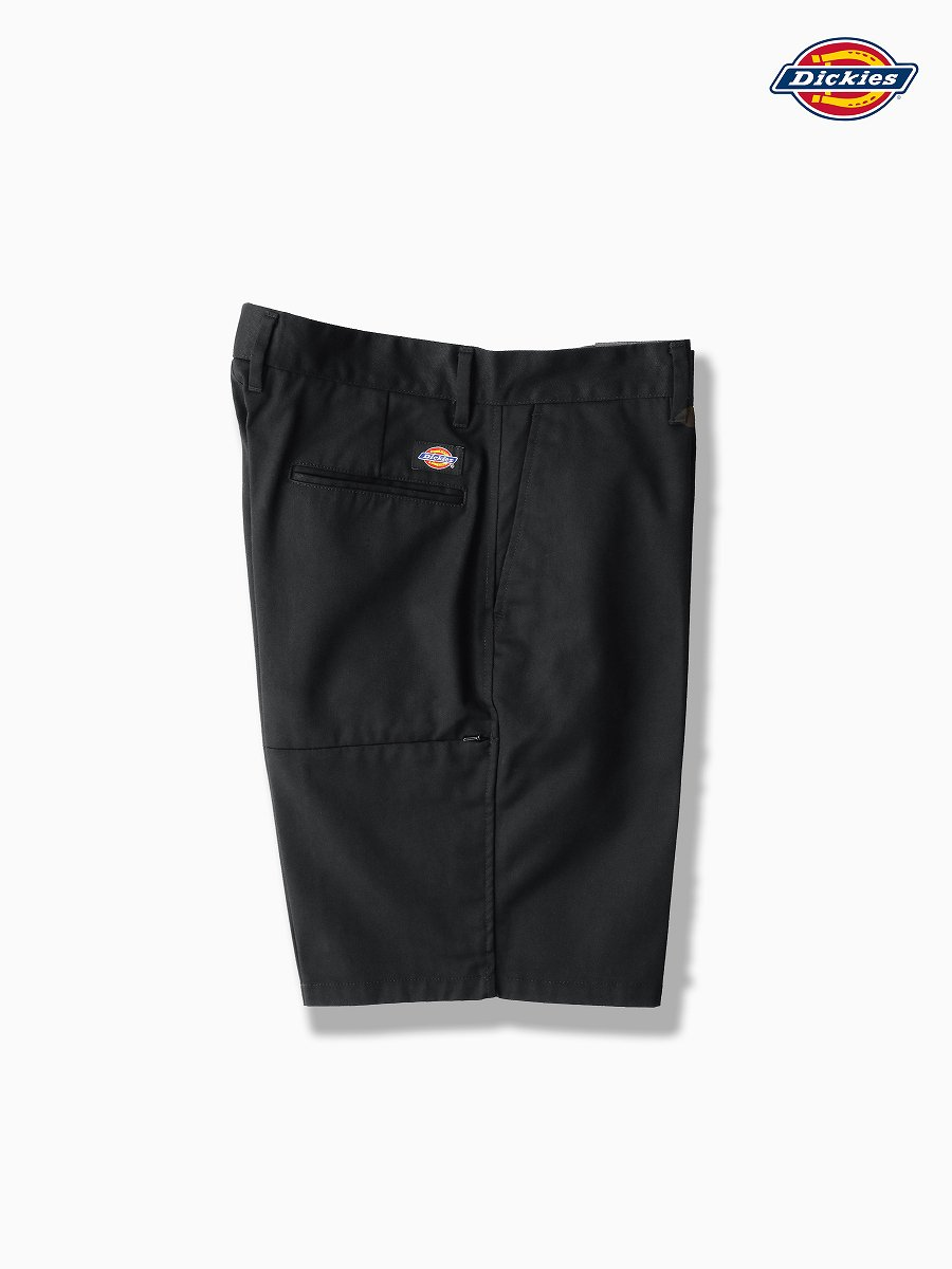 BRAND : VAINL ARCHIVE<br>CONNECTED : DICKIES<br>MODEL : LIVE-SHORTS<br>COLOR : BLACK