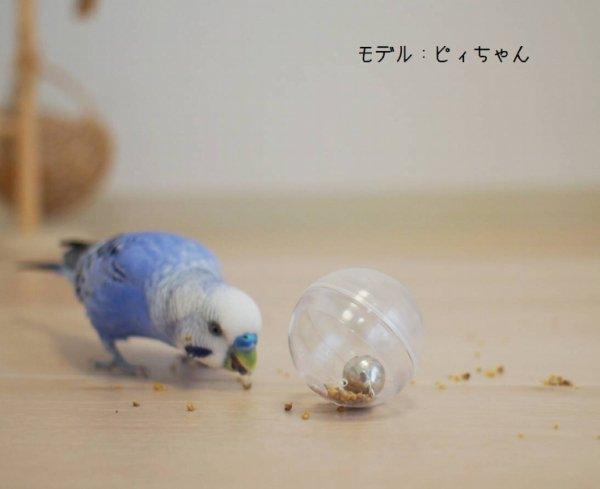 小型・中型さん向き知育トイ○フォージングカプセルボール(小)