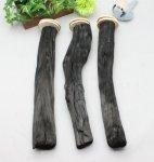 愛鳥家の職人さん手作り◇備長炭の止まり木(ヨウム・ボウシインコさんサイズ)モデルさん募集中♪