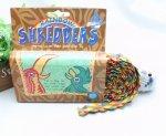 ヤシの繊維で編んだパーツ〇シュレッダー(ジグザグ)