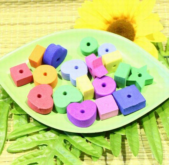 おもちゃのパーツ○スポンジパーツ