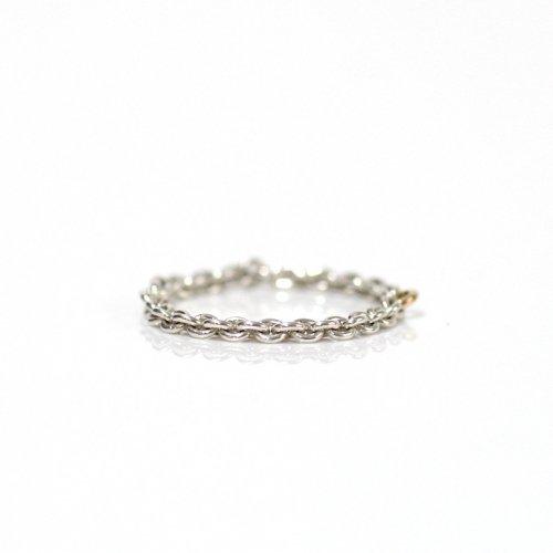 Perche?(ペルケ) / silver loop チェーンリング 2