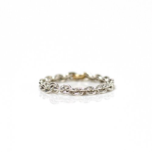 Perche?(ペルケ) / silver loop チェーンリング 3