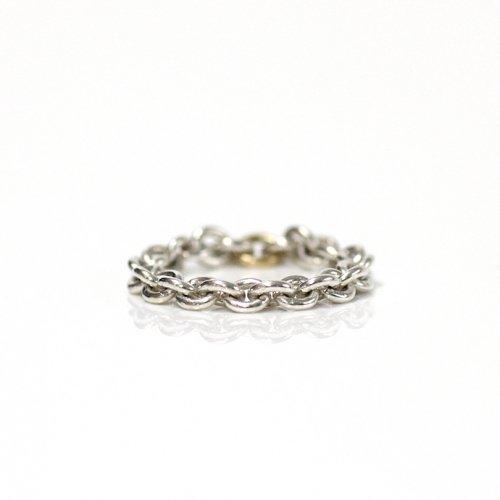 Perche?(ペルケ) / silver loop チェーンリング 4