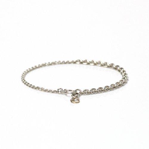 Perche?(ペルケ) / silver loop チェーンブレスレット 1
