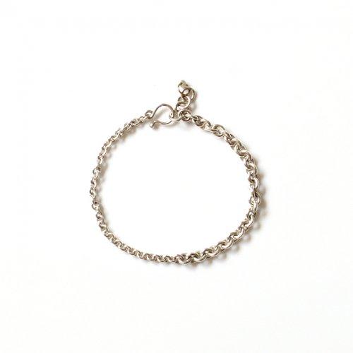 Perche?(ペルケ) / silver loop チェーンブレスレット 2