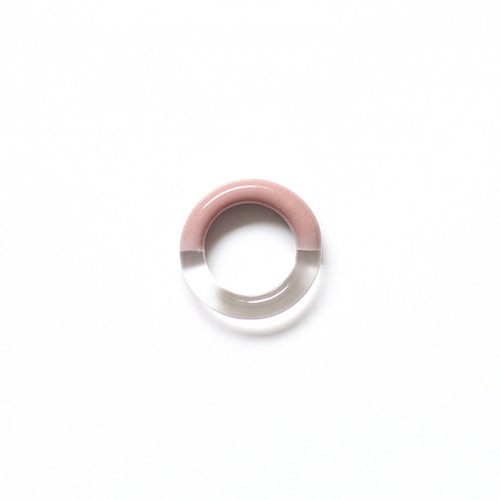 SIRISIRI / CL504 CLASSIC リング SPRING - PINK ピンク