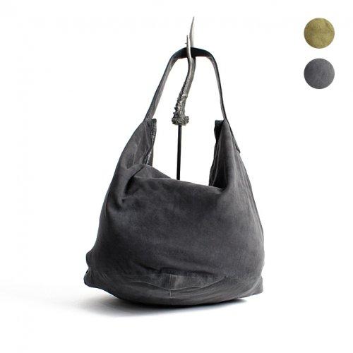 SEASIDE FREERIDE(シーサイドフリーライド) / 【EHS別注】シープレザー スエード ワンハンドル バッグ OSL OS BAG SL - 全2色