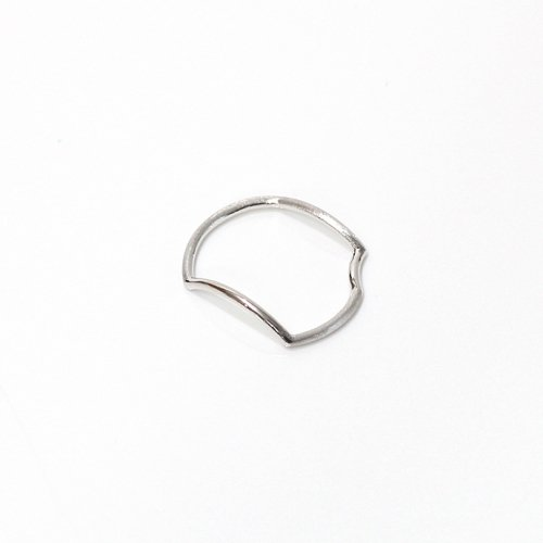 revie objects / 旧 Rice revie objects/ 旧 Rice/ AN1-02〈ANALYEZE〉●ring SV アナライズ マルリング / シルバー
