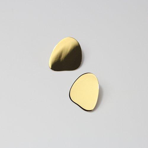SIRISIRI / RA302 RADEN Earrings Hindwing GD 螺鈿ピアス - ゴールド