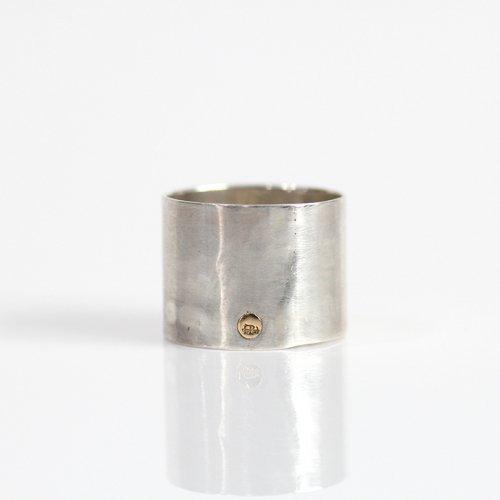 【廃番商品】hirondelle et pepin(イロンデールエペパン) / silver sr-19ss-35 シルバー thin ワイドリング 2