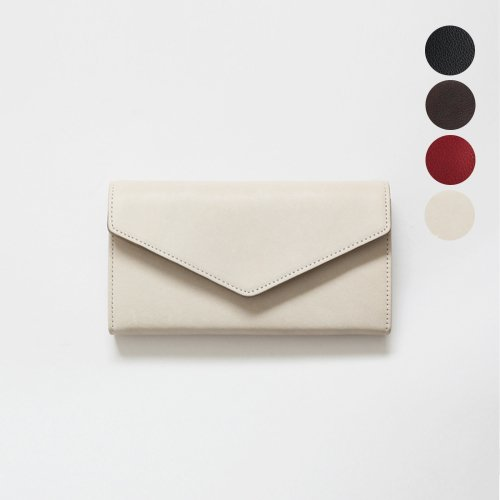 Ense(アンサ) / garcon wallet レザー ロングウォレット mw505 - 全4色