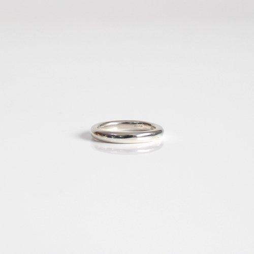 UNKNOWN. / silver925 U005 NORM リング LL - シルバー