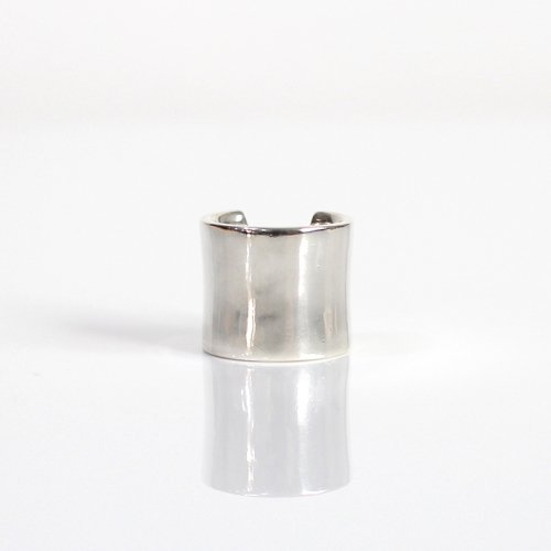 UNKNOWN. / silver925 U023 WARP リング - シルバー