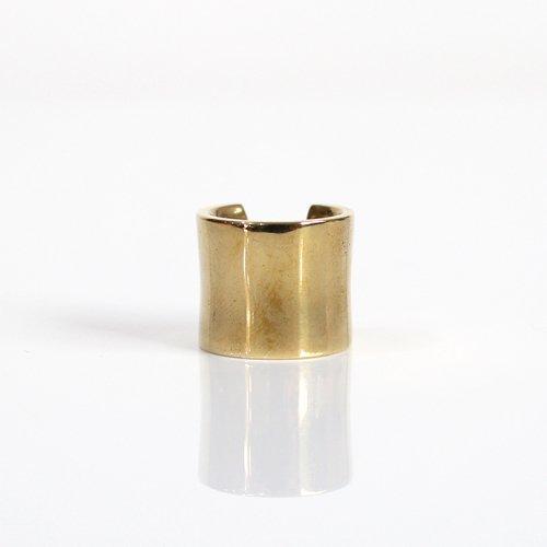 UNKNOWN. / U023 WARP リング - 真鍮