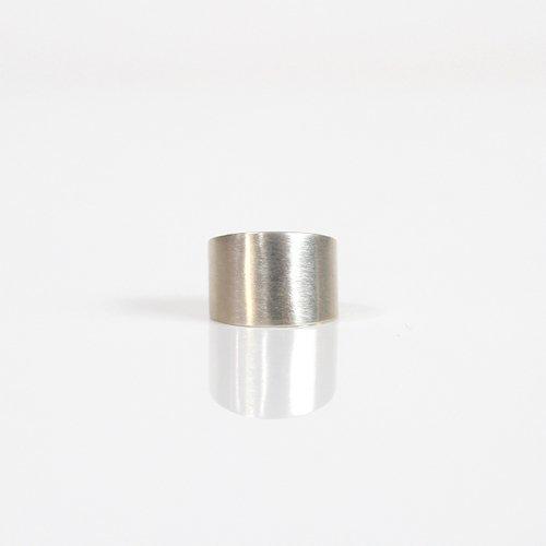 UNKNOWN. / silver925 U041 BOARD2 リング - シルバー