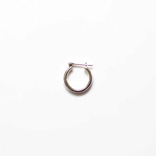 UNKNOWN. / silver925 U307 NORM2 ピアス L - シルバー (片耳タイプ)