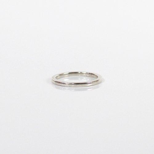 UNKNOWN. / silver925 U511 HIT リング - シルバー HIGH QUALITY LINE