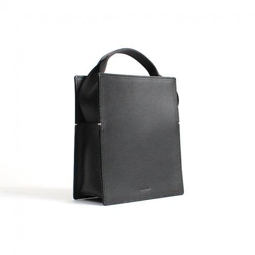 MARROW(マロウ) / MR-16003 MINI BOX TOTE レザー ミニボックス トートバッグ