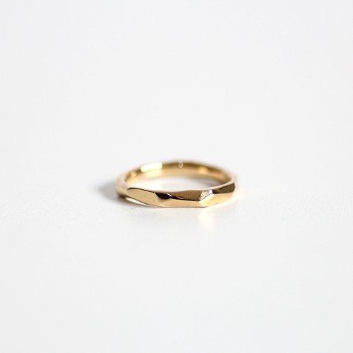 MIKU FUKAMITSU(ミク フカミツ) / ペアリング MARRIAGE BASIC COLLECTION1  / (ゴールド / k18)
