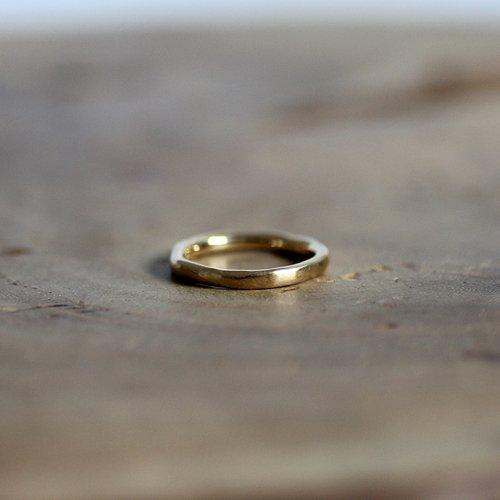 MIKU FUKAMITSU(ミク フカミツ) / ペアリング MARRIAGE BASIC COLLECTION2  / (ゴールド / k18)