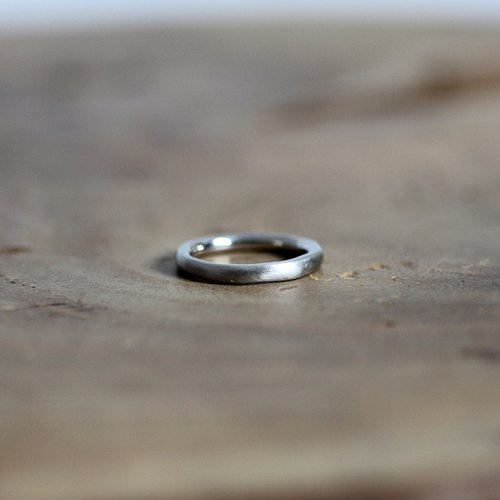 MIKU FUKAMITSU(ミク フカミツ) / ペアリング MARRIAGE BASIC COLLECTION2 / (プラチナ / pt)