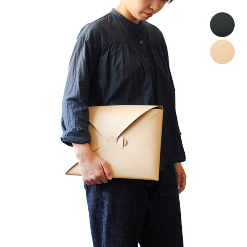 i ro se / BAG-SL05-M seamless clutch bag-M シームレスクラッチバッグ M - 全2色