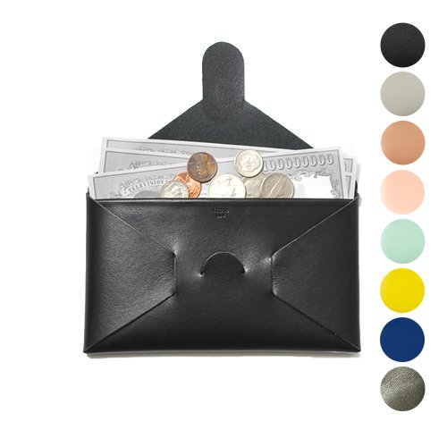 i ro se / ACC-SL02 seamless long wallet レザー シームレスロングウォレット - 全8色