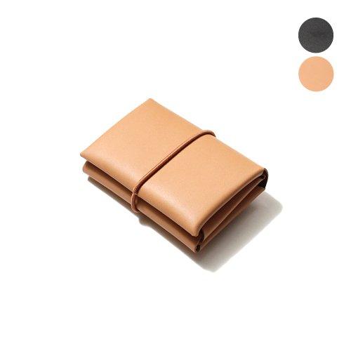 i ro se / ACC-SL10 seamless mini wallet 二つ折り レザー シームレスミニウォレット - 全2色