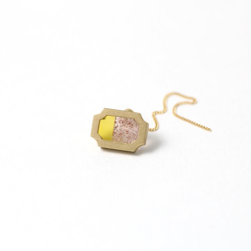 yum. yum. / k18 N-agnostick ピアス S 01 (片耳タイプ) /N-agnostick-PS<img class='new_mark_img2' src='//img.shop-pro.jp/img/new/icons7.gif' style='border:none;display:inline;margin:0px;padding:0px;width:auto;' />
