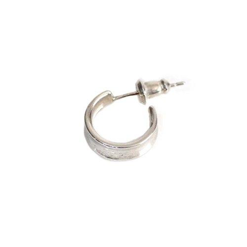 UNKNOWN. / silver925 U343 DISTORT ピアス - シルバー (片耳タイプ)