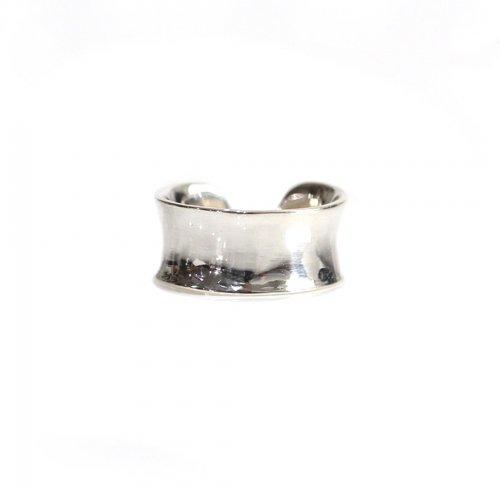 UNKNOWN. / silver925 U054 DISTORT2 リング - シルバー