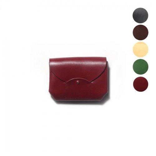 i ro se / ACC-R02 ric-rac mini wallet レザー リックラック ミニウォレット - 全5色