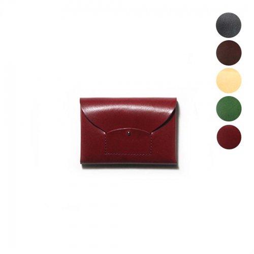 i ro se / ACC-R03 ric-rac card case レザー リックラック カードケース - 全4色