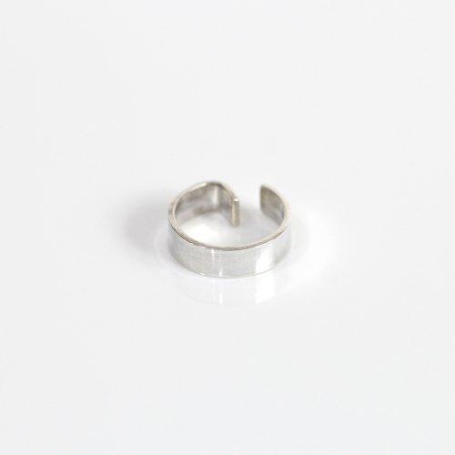 【廃番商品】hirondelle et pepin(イロンデールエペパン) / silver se-20ss-12 スリム イヤーカフ M / シルバー