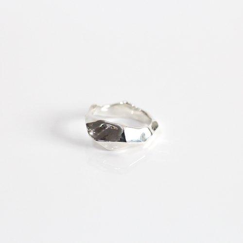 MIKU FUKAMITSU(ミク フカミツ) / まわるリング / (シルバー  / silver925)