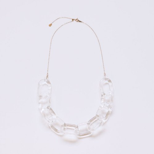 Luce macchia(ルーチェマッキア) / surge decollete necklace bubble サージ デコルテ ネックレス - バブル