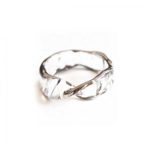 Luce macchia(ルーチェマッキア) / mobius  ring platinum メビウス リング - プラチナ
