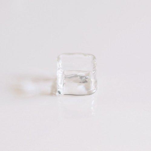 Luce macchia(ルーチェマッキア) / rippy ring square リッピー リング スクエア
