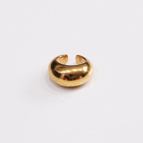 UNKNOWN. / Goldplate U430 INFLATE1 イヤーカフ - ゴールド (片耳タイプ)