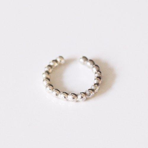 Perche?(ペルケ) / silver tsubutsubu ear cuff イヤーカフ