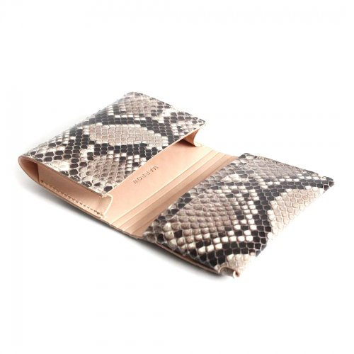 MARROW / PYTHON CARD CASE  カードケース - パイソン<img class='new_mark_img2' src='//img.shop-pro.jp/img/new/icons7.gif' style='border:none;display:inline;margin:0px;padding:0px;width:auto;' />