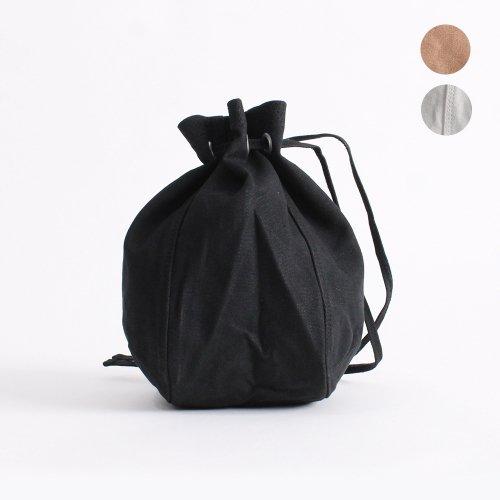 TYPE(タイプ) / コットン キャンバス 巾着型バッグ TYPE-007 - 全3色