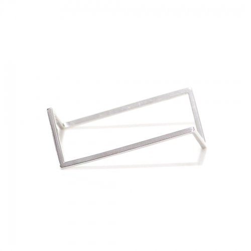 revie objects(レヴィオブジェクツ) / BR1-01 〈BREAK〉 ■double ring SV ダブルリングシルバー