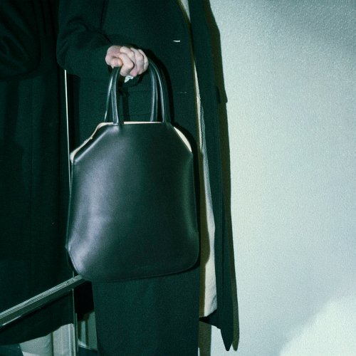 MARROW(マロウ) / MA-AC0302 / SCOTTISH TOTE / トートバッグ - BLACK